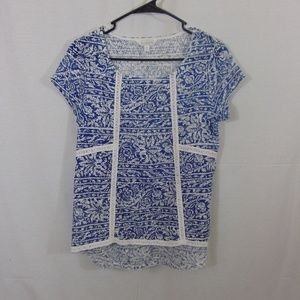 Charming Charlie Lace Blouse